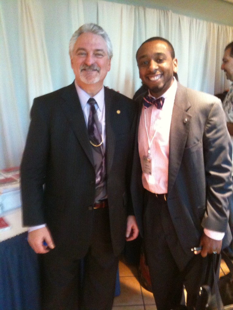 Ivan Misner and @AmbassadorBruny