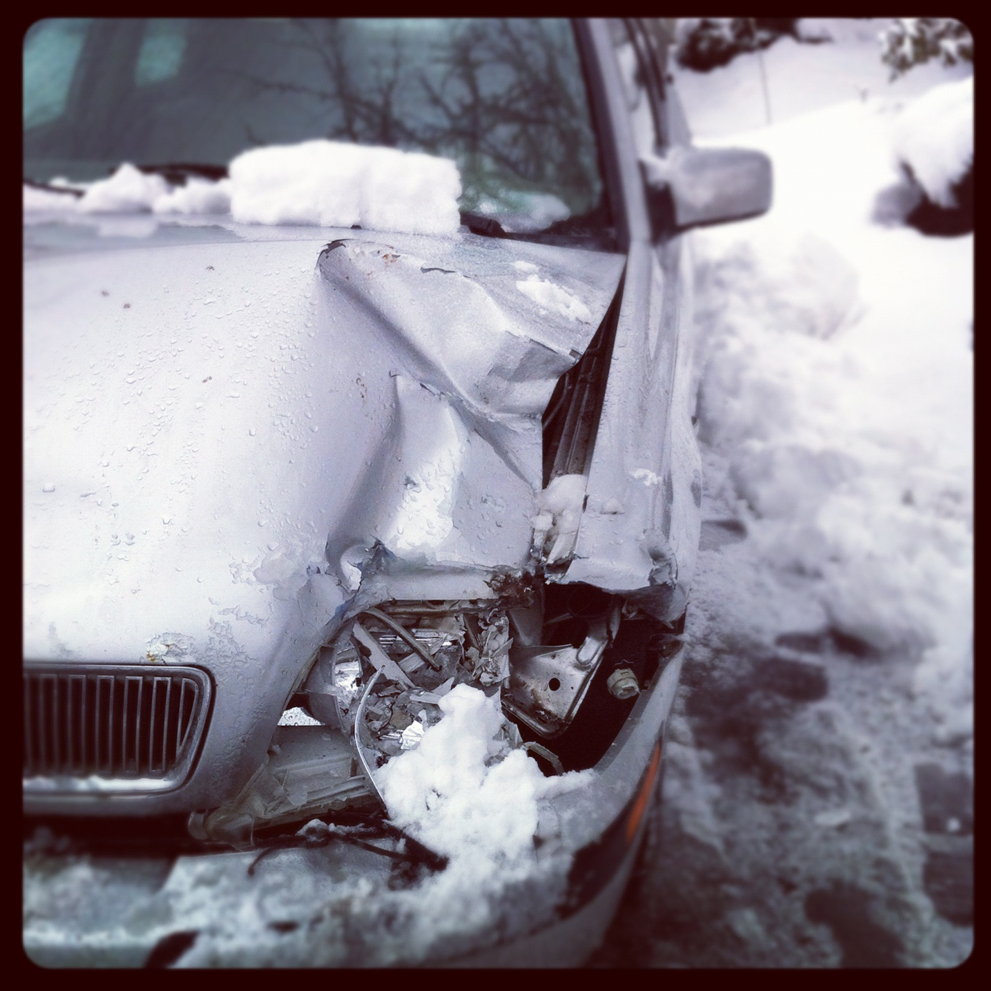 Two Lessons You Can Learn From My Car Accident (Part I)