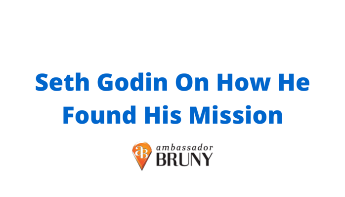 Best-Selling Author Seth Godin on How He Found His Mission | The Moment With Brian Koppelman